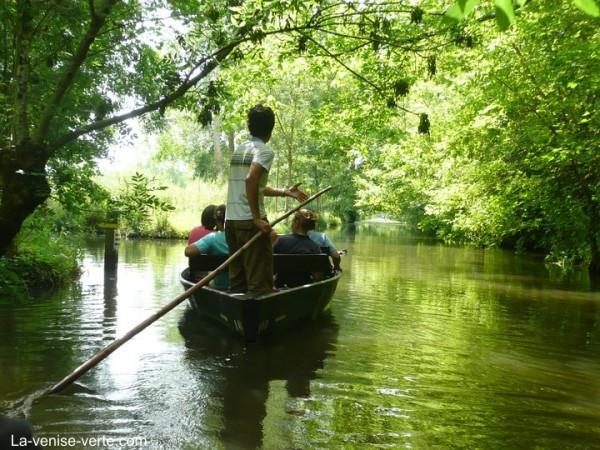Baladez-vous dans la Venise Verte sauvage, naturelle, préservée