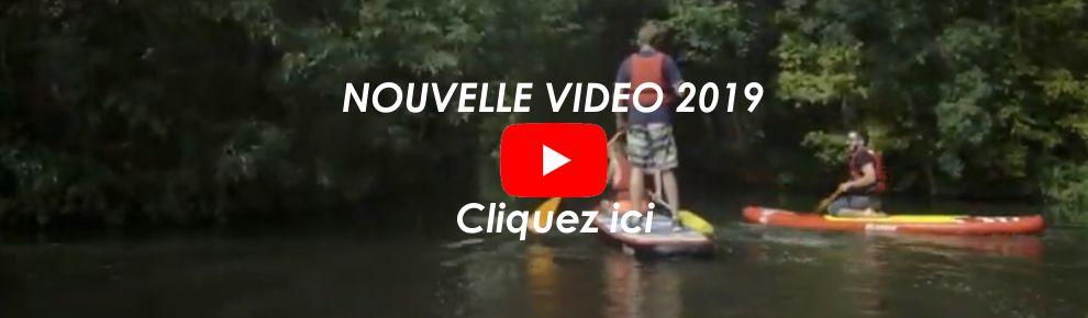 Vidéo de l'embarcadère de la Venise Verte