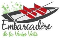 Embarcadère de la Venise Verte Marais Poitevin